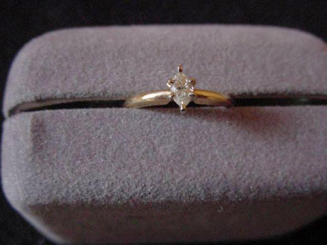.22 Carat Diamond Vintage Solitaire Engagement Rin for sale in Orem , UT