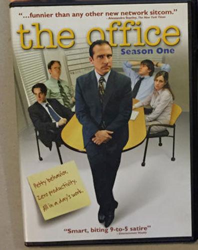 The Office DVD Season 1 with Steve Carell for sale in Orem , UT