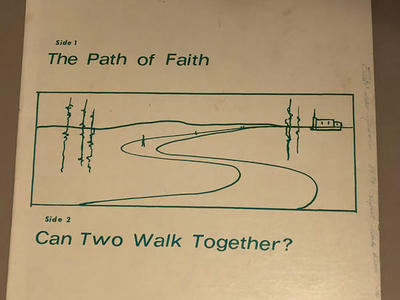 Path of Faith by Harold B. Lee on Vinyl LP Record