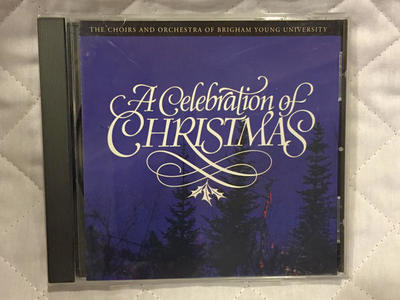 BYU Choirs A Celebration of Christmas CD 1995