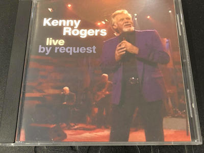 Kenny Rogers Live By Request CD