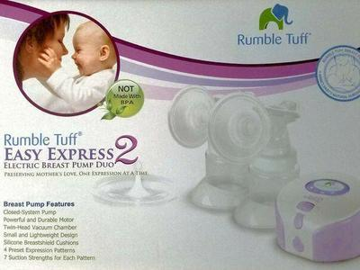 Rumble Tuff Easy Express 2 ( Sealed Box)