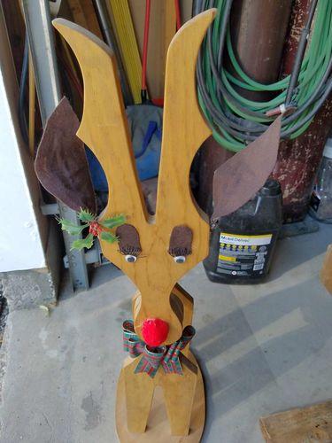 Hand made christmas deer for sale in Sandy , UT