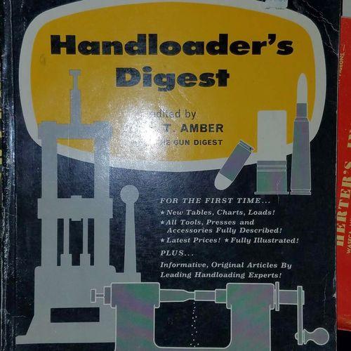 1962 Handloaders digest for sale in Sandy , UT