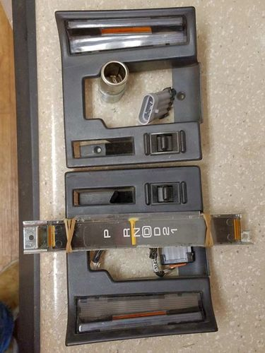 96 vette door handle covers with lights and switch for sale in Sandy , UT
