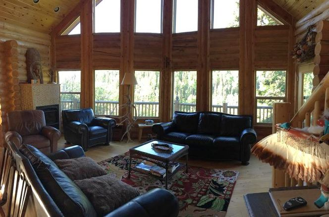 Large 18 Guest Cabin Located Near Park City, Utah for rent in Wanship , UT