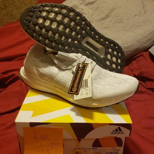 Ds adidas ultraboost uncaged size 9.5 for sale in Salt Lake City , UT