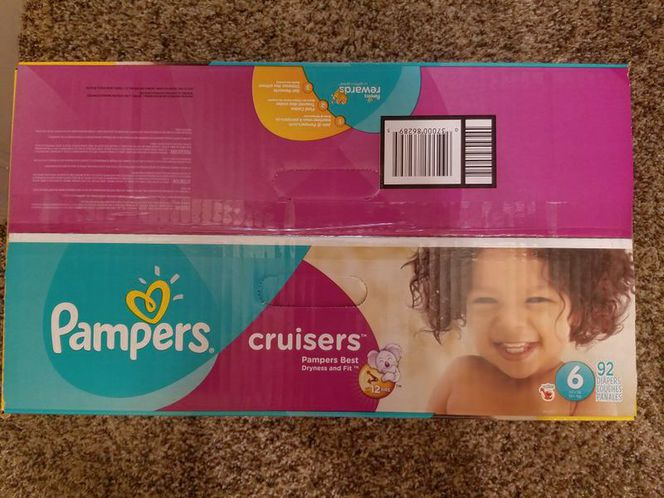 Diapers size 6 for sale in Salt Lake City , UT