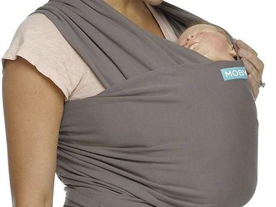 Moby Wrap Baby Carrier NEW