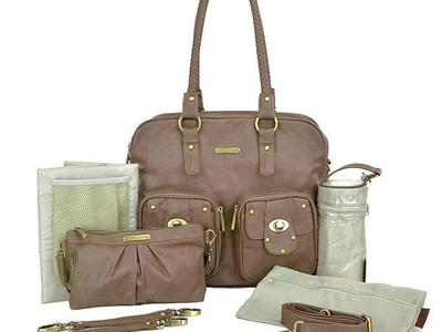 Timi and Leslie Rachel Diaper Bag