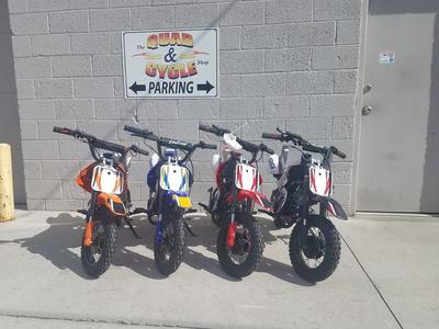 70cc Kids Youth Dirt Bikes