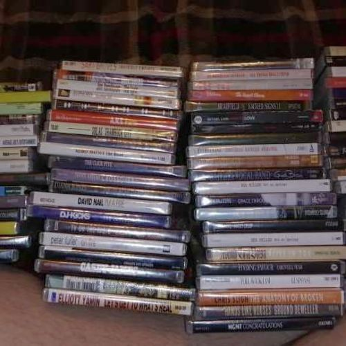 100 used and 1 new Music CD each in case with booklet for sale in Midvale , UT