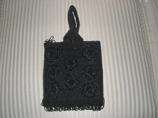Black Beaded  Purse - Gorgeous! for sale in Salt Lake City , UT