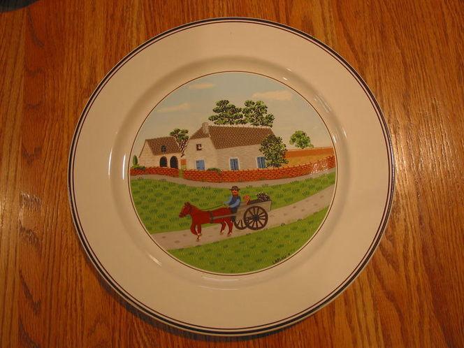 Plate - Villeroy & Boch for sale in Salt Lake City , UT