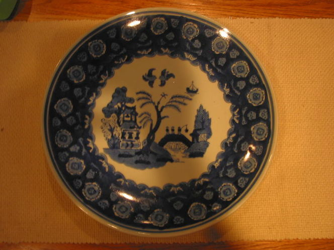 PLATE - CHINESE - 13 Inches Diameter for sale in Salt Lake City , UT