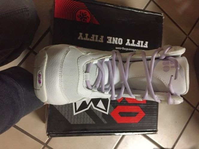 Girls Size 5 5150 Snowboard boots New for sale in Bountiful , UT