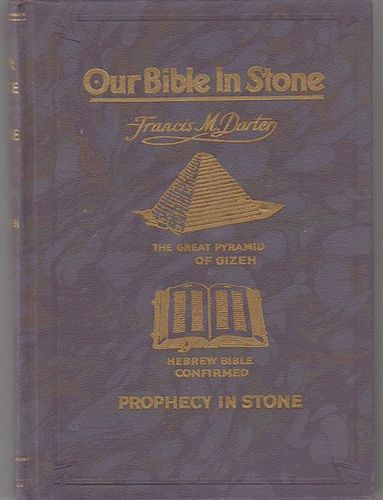 Our bible in stone, its divine purpose and present for sale in Honeyville , UT