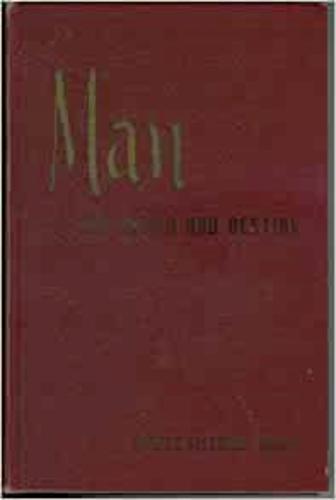 MAN His Origin & Destiny by Joseph Fielding Smith for sale in Honeyville , UT