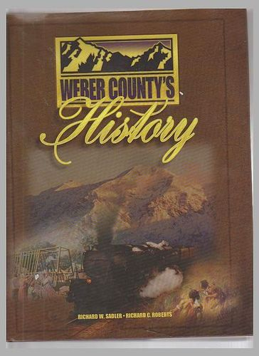 Weber County's History, big book for sale in Honeyville , UT