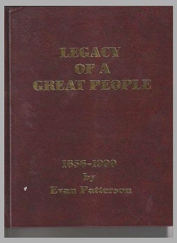 Legacy of a Great People-1856-1990 for sale in Honeyville , UT