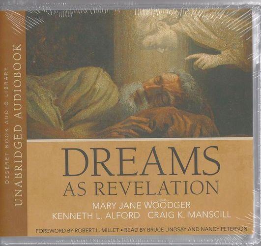 Dreams as Revelation Audio CD for sale in Honeyville , UT