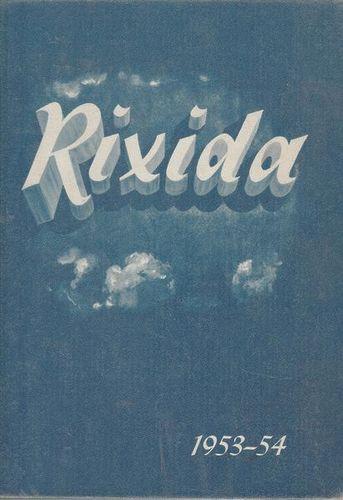 Rixida 1953-54 yearbook Ricks College for sale in Honeyville , UT