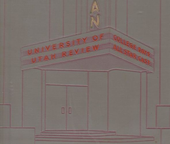 Utonian Vol. 44 Year 1949 for sale in Honeyville , UT