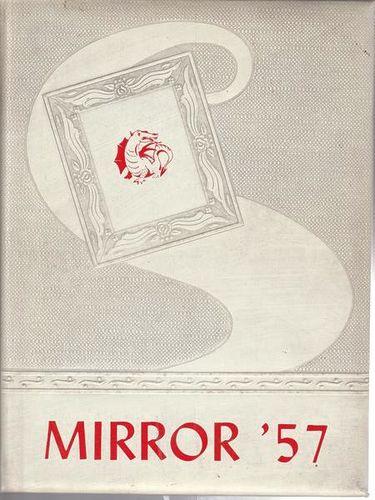 1957 Mirror Malad High School Yearbook for sale in Honeyville , UT