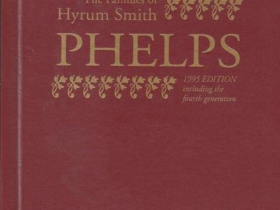 Families of Hyrum Smith Phelps