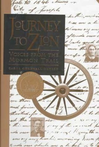 Journey to Zion: Voices from the Mormon Trail for sale in Honeyville , UT
