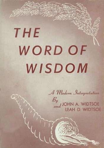 The Word of wisdom;: A modern interpretation for sale in Honeyville , UT