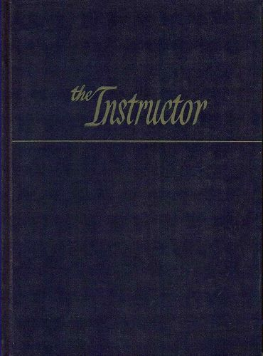 THE INSTRUCTOR MAGAZINE vol 92 1957 for sale in Honeyville , UT
