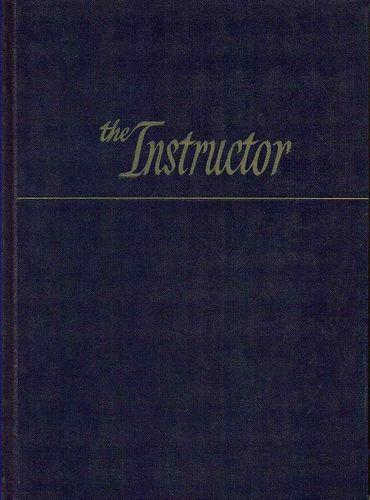 THE INSTRUCTOR MAGAZINE vol 96 1961 for sale in Honeyville , UT