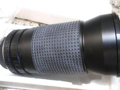 New Kalimar Camara lens F3.5 one touch macro zoom