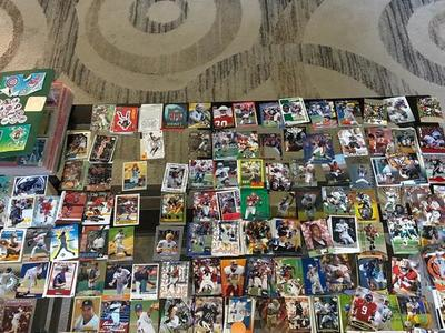 Collectible NBA Cards & MLB Cards