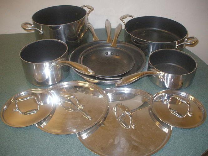 MasterClad Pro 11pc Cookware Set 580345 for sale in Orem , UT