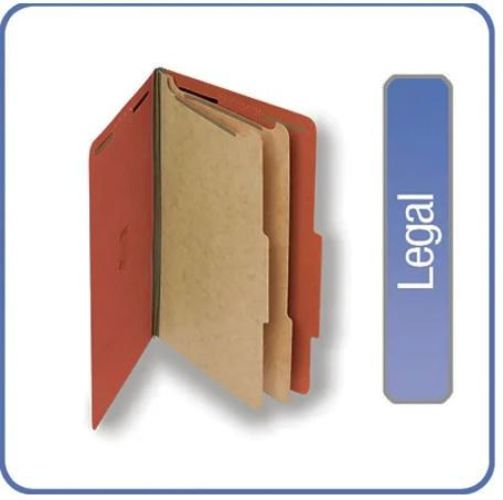 Quill Brand Partition Classification Legal Folders for sale in Orem , UT