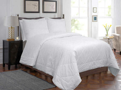 Veratex Silk Haven Hand-Made Comforter QN 1031371