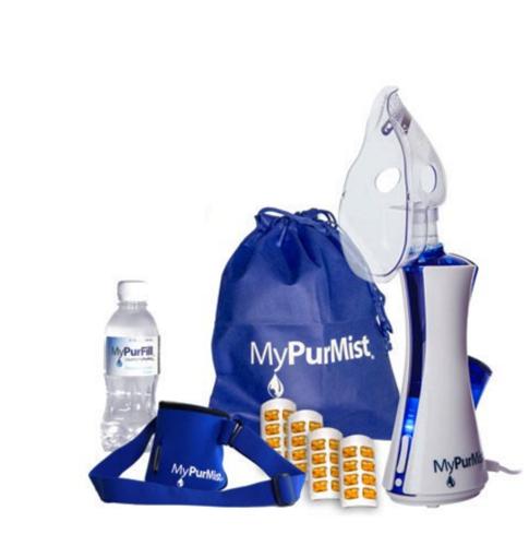 MyPurMist Handheld Steam Inhaler Bundle 956954 for sale in Orem , UT