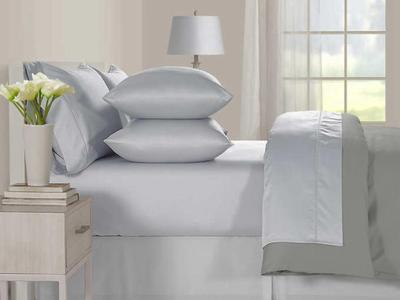 Hotel Signature 800TC Queen Sheet Set Gray 1274890