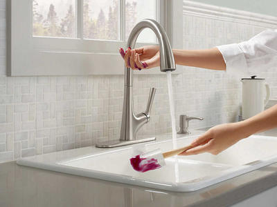 Kohler Malleco Touchless Pull-Down Faucet 1172501