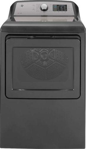GE GTD72GBPNDG 7.4 Cu. Ft. GAS Dryer in Diamond Gray for sale in Orem , UT