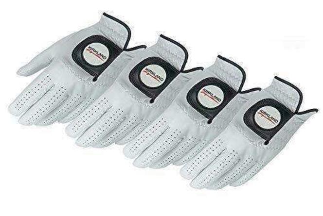 KS Leather Golf Gloves 4-pack 1412248 for sale in Orem , UT