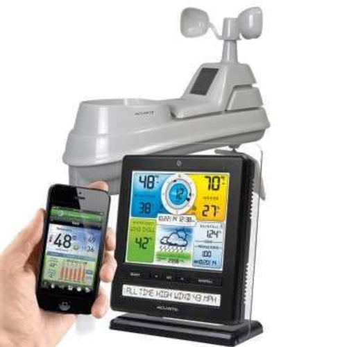 AcuRite Pro Weather Station 02032C  5-in-1 Weather Station 888143 for sale in Orem , UT