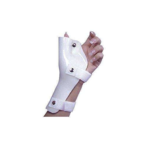 PDC Healthcare FBRGK00000L Fracture Brace, Thumb, Gamekeeper Orthosis, Right, Large, White for sale in Orem , UT