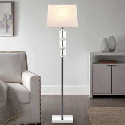 Bridgeport Designs Paris MH191209 Chrome Floor Lamp 1441877 for sale in Orem , UT