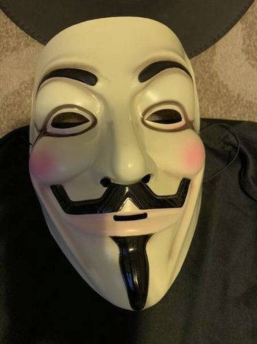 V For Vendetta Adult Costume for sale in South Weber , UT
