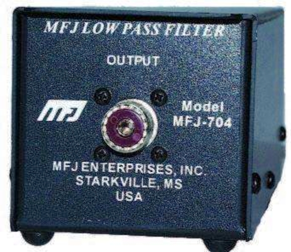MFJ-704 LOW PASS FILTER-New for sale in Bluffdale , UT