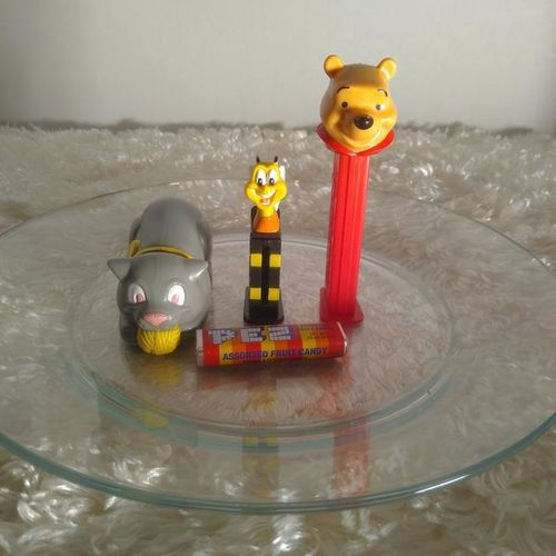 PEZ Dispensers Cat, Bee, Winnie the Pooh for sale in South Salt Lake , UT