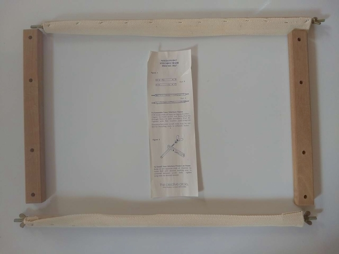 Needle point embroidery frame for sale in Lehi , UT